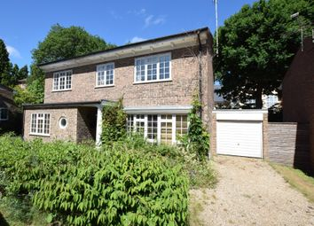 Thumbnail 4 bed detached house for sale in Woodlands Close, Blackwater, Camberley