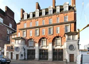 Thumbnail 2 bed flat for sale in The Old Fire Station, 244 Shepherds Bush Road, Hammersmith, London