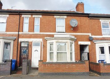 Thumbnail 4 bed terraced house for sale in Walbrook Road, New Normanton, Derby