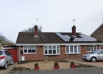 Thumbnail 2 bed semi-detached bungalow for sale in Patricia Close, Lowestoft