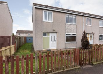 Thumbnail 3 bed end terrace house for sale in De Quincey Road, Lasswade, Midlothian