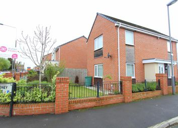 Thumbnail 1 bedroom flat for sale in Widney Close, Edge Hill, Liverpool