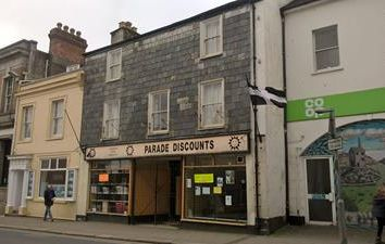 Thumbnail Retail premises to let in Highwood House, Barras Street, Liskeard