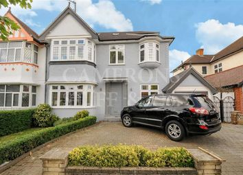 Thumbnail 5 bedroom semi-detached house for sale in Wren Avenue, Cricklewood