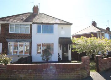 Thumbnail 2 bed semi-detached house to rent in Welwyn Park Road, Hull