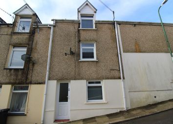 Thumbnail 3 bed terraced house for sale in Lower Salisbury Street, Tredegar