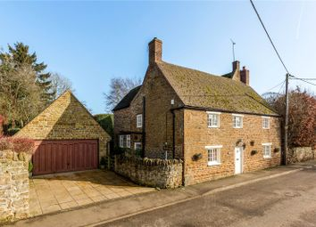 Thumbnail 4 bed detached house for sale in Church Street, Byfield, Northamptonshire