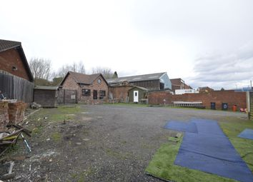 Thumbnail Land for sale in Station Street, Cradley Heath