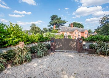 Thumbnail 5 bed detached house for sale in Reading Road, Heckfield, Hook
