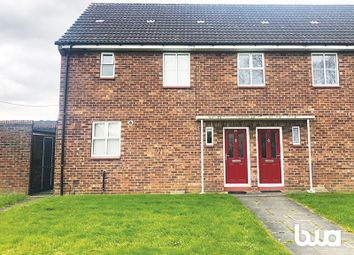 Thumbnail 2 bed semi-detached house for sale in 49 Trenchard Avenue, Stafford