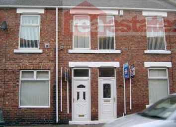 Thumbnail 3 bed terraced house to rent in Bell Street, Bishop Auckland