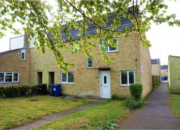 Thumbnail 3 bedroom semi-detached house for sale in Lulworth Drive, Haverhill