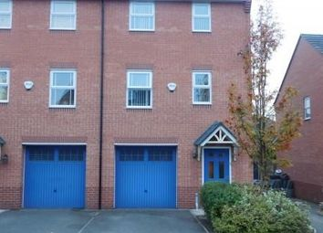 Thumbnail 3 bed town house to rent in Layton Way, Prescot