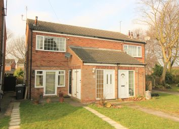 Thumbnail 2 bed flat for sale in Haldynby Gardens, Armthorpe, Doncaster