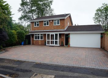 Thumbnail 4 bedroom detached house for sale in Millfields Way, Wombourne