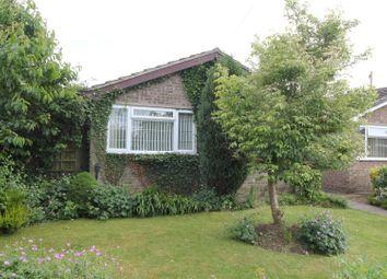 Thumbnail 2 bed detached bungalow for sale in Lobelia Close, Burbage, Hinckley