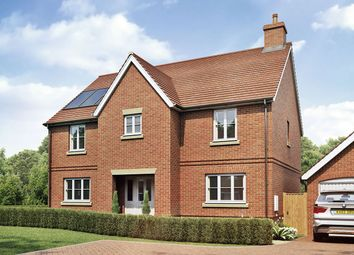 "Thumbnail 5 bed detached house for sale in ""The Kitchener"" at Sandy Lane, Waltham Chase, Southampton"