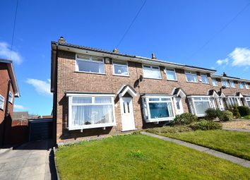 Thumbnail 3 bed mews house for sale in Fellbridge Close, Westhoughton