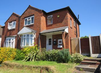 Thumbnail 3 bed semi-detached house to rent in Pryor Road, Oldbury
