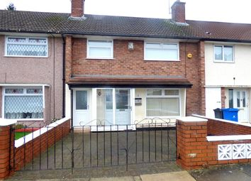Thumbnail 3 bed terraced house for sale in Dryden Grove, Huyton, Liverpool