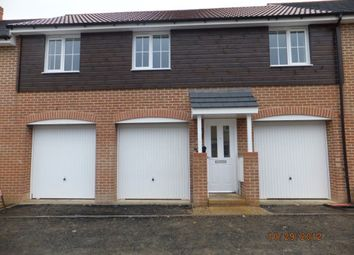 Thumbnail 2 bed flat to rent in Mustang Way, Swindon