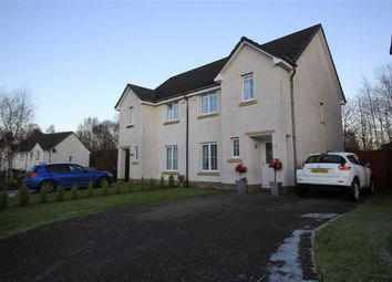 Thumbnail 3 bed semi-detached house for sale in Clairinsh, Balloch, Alexandria
