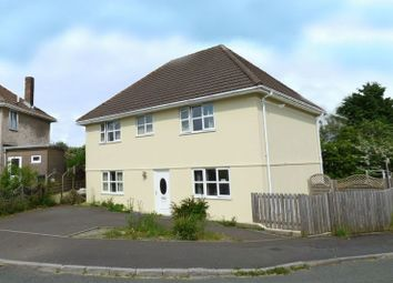 Thumbnail 4 bed detached house for sale in Stocktonville, Tredegar