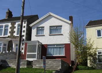 Thumbnail 3 bed detached house for sale in Vicarage Road, Morriston, Swansea.
