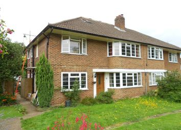 Thumbnail 3 bed maisonette to rent in Downs View, Dorking