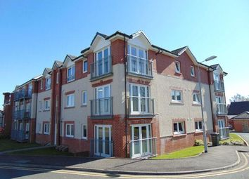 Thumbnail 2 bed flat to rent in Saffronhall Gardens, Hamilton
