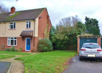 Thumbnail 3 bed semi-detached house for sale in Barton Road, Raf Coltishall, Norwich