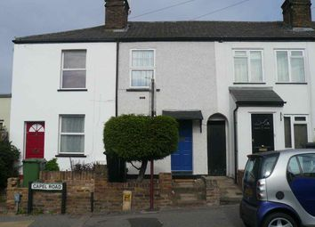 Thumbnail 2 bed terraced house to rent in Caroline Place, Capel Road, Watford