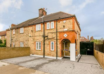 Thumbnail 3 bed semi-detached house for sale in Clematis Street, London