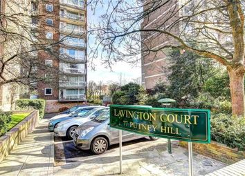 Thumbnail 2 bed bungalow to rent in Lavington Court, 77 Putney Hill, London
