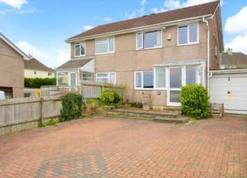 3 bed semi-detached house for sale in Hawthorns, Saltash, Cornwall PL12