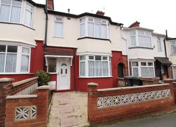 Thumbnail 3 bed terraced house for sale in Beverley Road, Luton