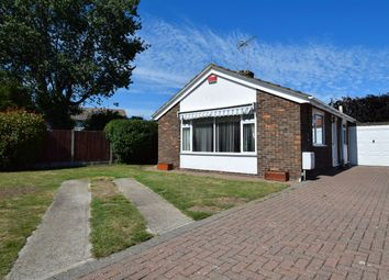 Thumbnail 3 bed detached bungalow for sale in Rose Gardens, Herne Bay