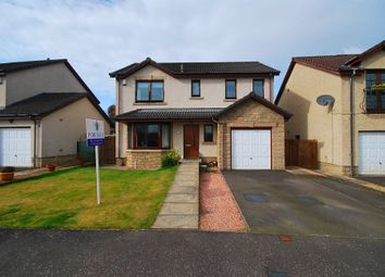 Thumbnail 4 bedroom detached house for sale in Inchbrakie Drive, Crieff