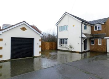Thumbnail 3 bed link-detached house for sale in Ivetsy Close, Wheaton Aston, Staffordshire