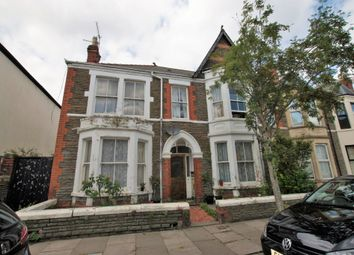 Thumbnail 4 bed end terrace house for sale in Lochaber Street, Roath, Cardiff