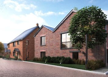 Thumbnail 2 bed flat for sale in Soby Mews, Pottery Road, Bovey Tracey, Devon