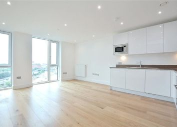 Thumbnail 1 bed flat to rent in Cooks Road, London