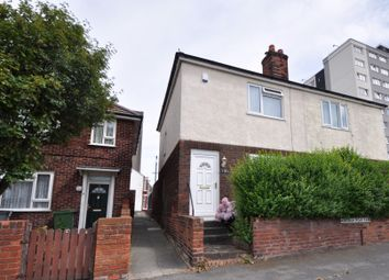 Thumbnail 2 bed semi-detached house for sale in Borough Road East, Wallasey