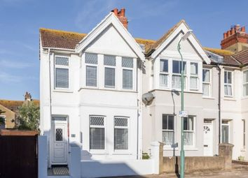 Thumbnail 3 bed end terrace house for sale in Linton Road, Hove