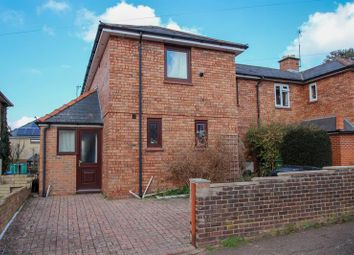 Thumbnail 3 bed semi-detached house for sale in Middleton Avenue, Ross-On-Wye