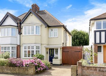 Thumbnail 3 bed property to rent in Atwood Avenue, Kew, Richmond