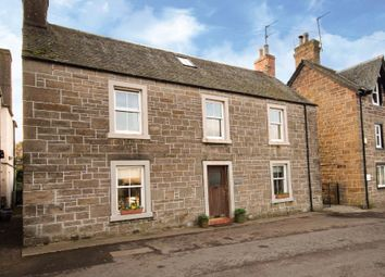 Thumbnail 4 bed detached house for sale in Station Road, Dunning, Perthshire