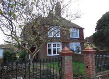Thumbnail 3 bed semi-detached house to rent in Station Road, Burgess Hill