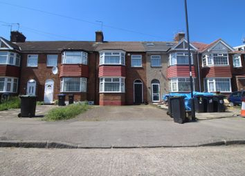 Thumbnail 3 bed terraced house for sale in Arbour Road, Ponders End, Enfield