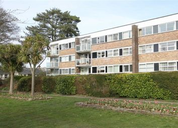 Thumbnail 2 bed flat for sale in Claire Court, Lymington Road, Highcliffe, Christchurch, Dorset